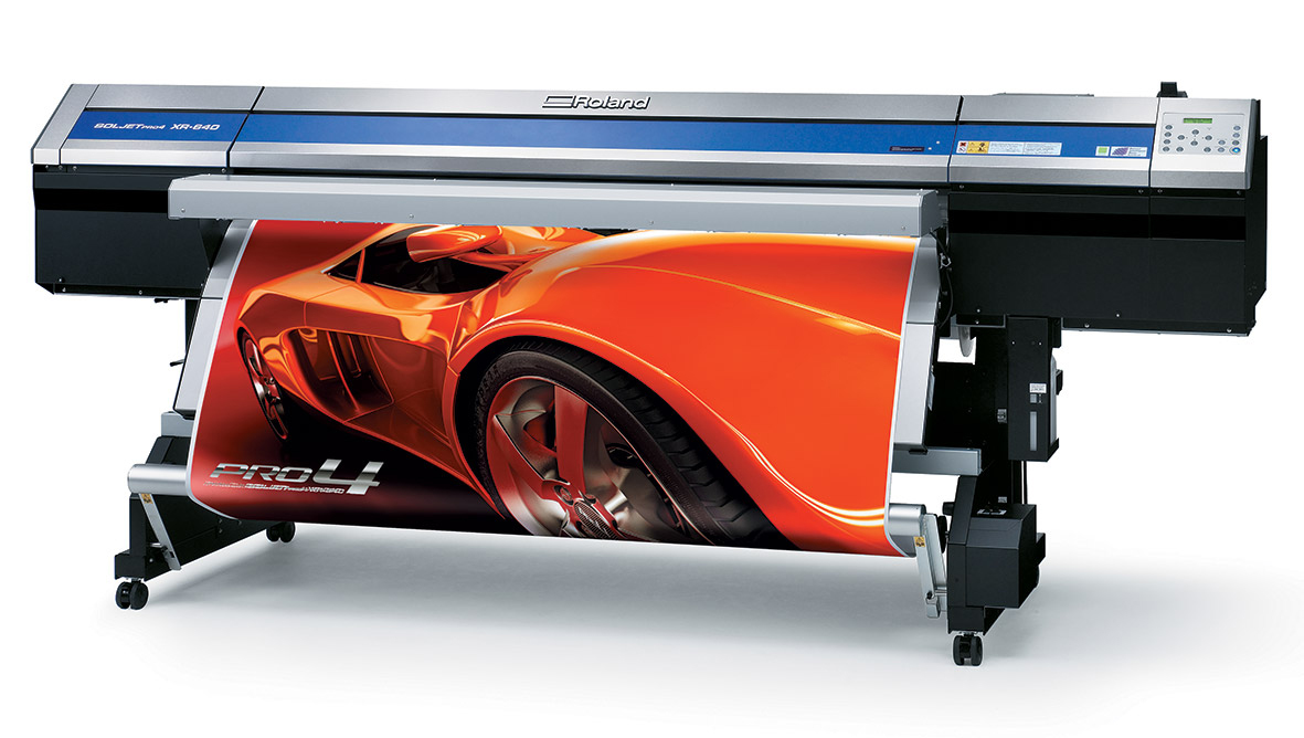 ITP Upgrades Roland SOLJET Pro Large Format Printer Cutter And Canon